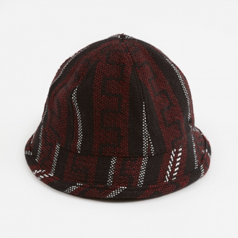 Weaving Hat - Red