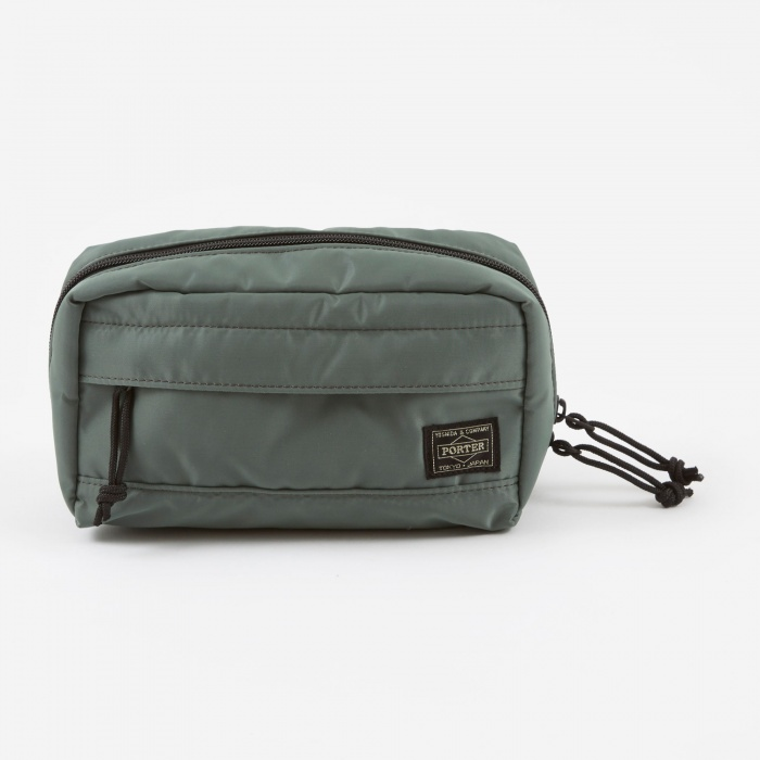 Neighborhood x Porter Mil Pouch - Olive Drab (Image 1)