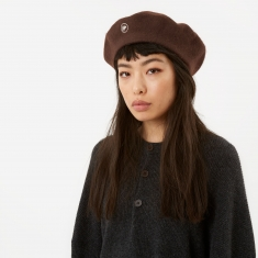 Goods By Goodhood Beret - Coffee