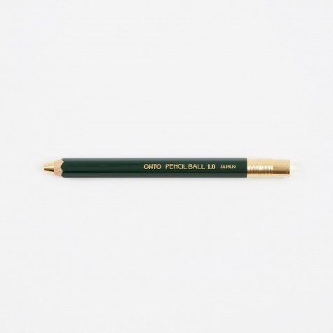 OHTO Pencil Ball Gel Ink 1.0 - Green