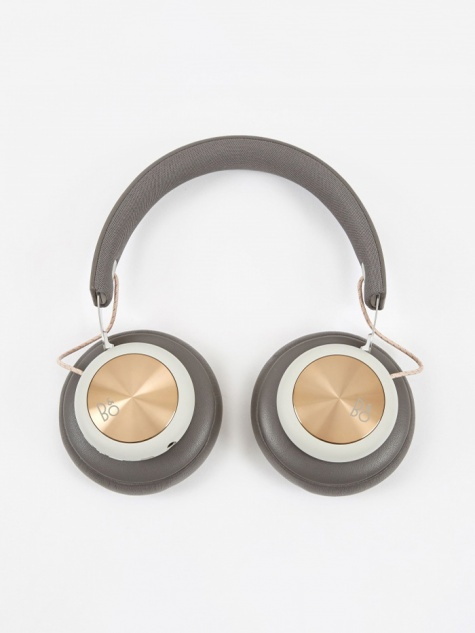 H4 Premium Wireless Over-Ear Headphones - Charcoal Grey