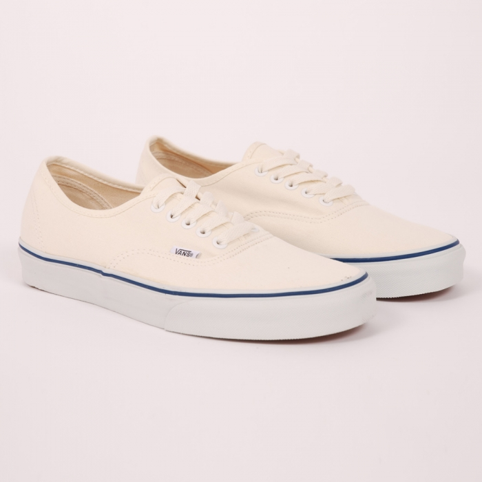 Vans Authentic - White (Image 1)