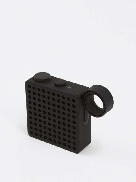 The Monkey Portable Radio & Bluetooth Speaker - Black