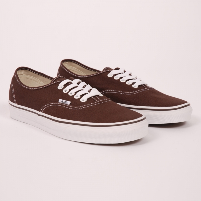 Vans Authentic - Espresso (Image 1)