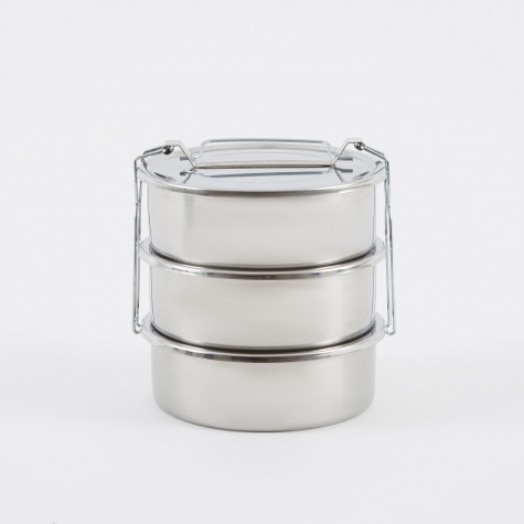 Picnic Container Medium - Stainless Steel