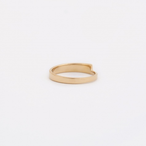 Step II Ring - 14K Gold Plated