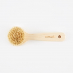 Meraki Face Brush - Maple Wood