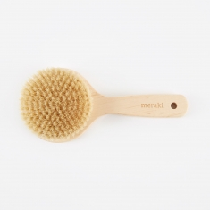 Meraki Body Brush - Maple Wood