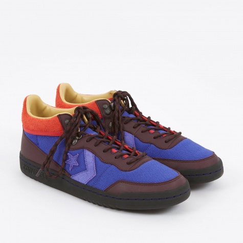 x CLOT Fastbreak Mid - Royal Blue/Catawba Grape/Peat
