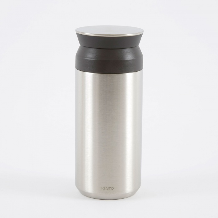 Kinto Travel Tumbler 355ml -  Stainless Steel (Image 1)