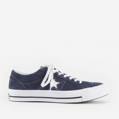 Converse One Star - Ox - Navy/White/White