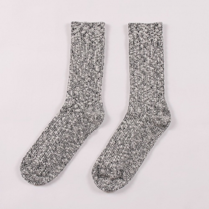 Wigwam Socks Cypress - White/ Black
