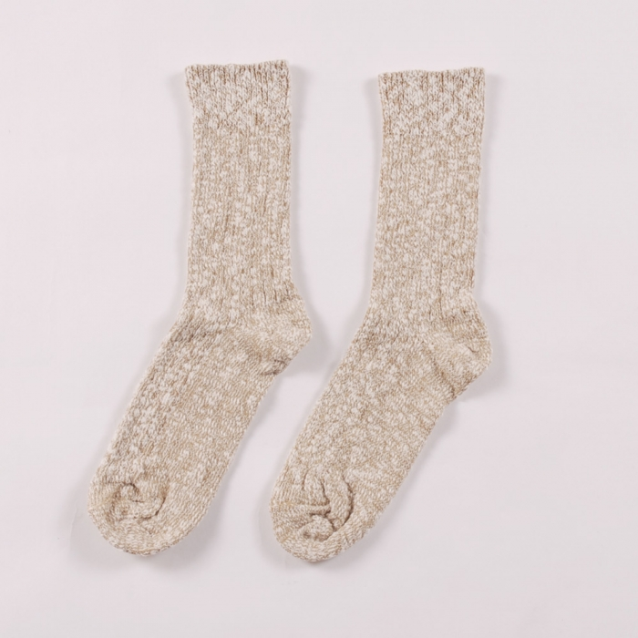 Wigwam Socks Cypress - White/ Sand