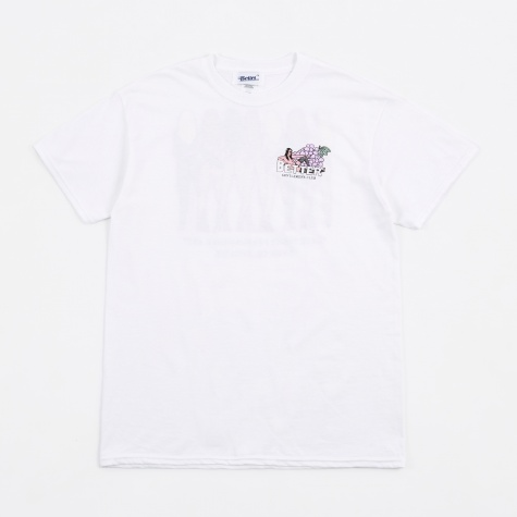 Gentlemen's Club T-Shirt - White