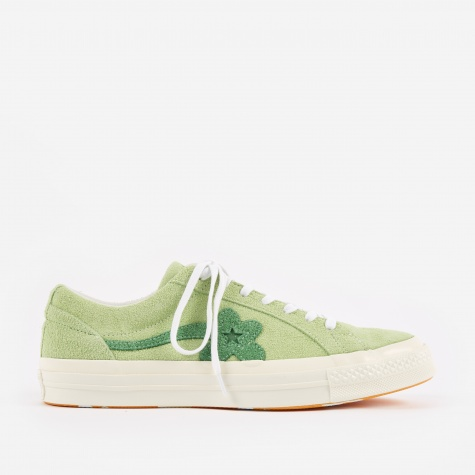 x Golf Le Fleur One Star - Jade Lime