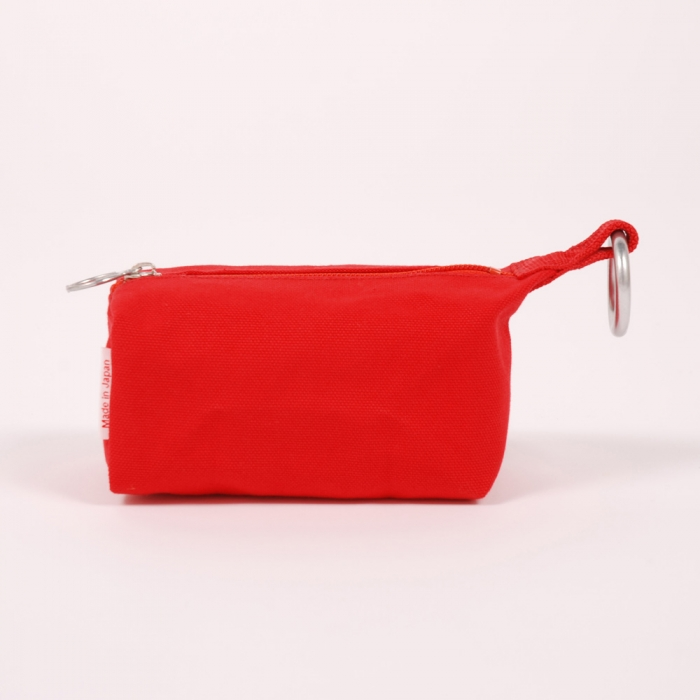 Bag 'N' Noun Canvas Case - Red (Image 1)