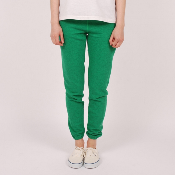 Clu Basic Sweat Pants - Green (Image 1)