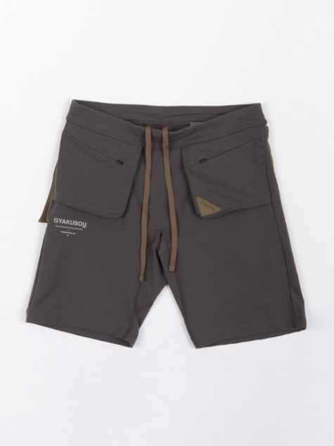 NRG Short Tight - Midnight Fog/Olive