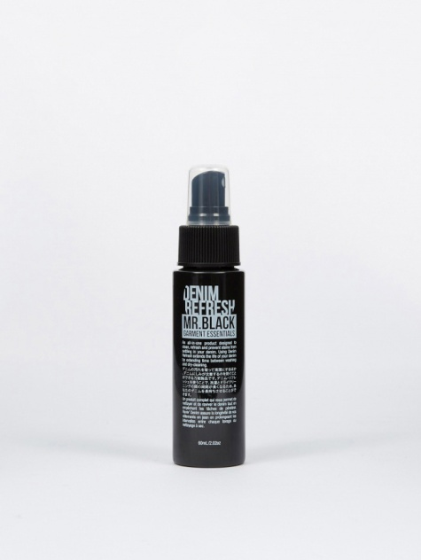 Mr. Black Garment Essential Denim Refresh Travel Size - 60ml