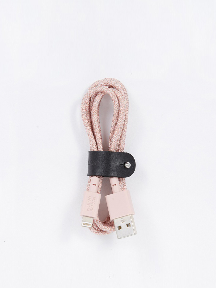 Native Union BELT Cable 1.2M - Rose KV (Image 1)
