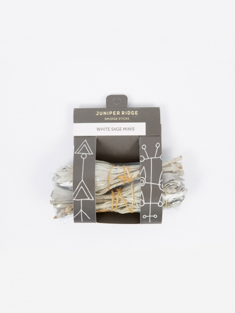 White Sage Smudge Sticks 2 Pack - Mini