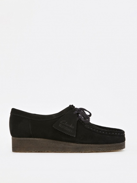 Clarks Wallabee - Black