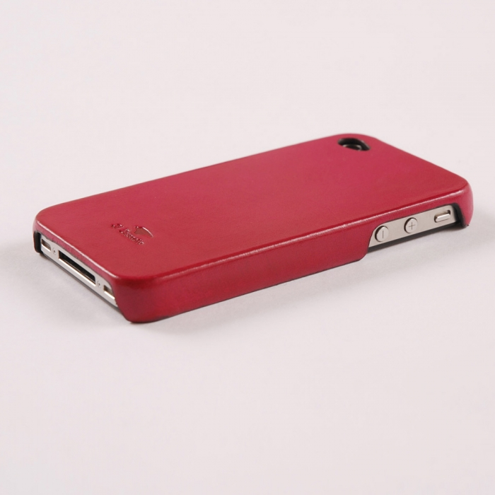 Il Bussetto iPhone 4 cover - Fuchsia (Image 1)