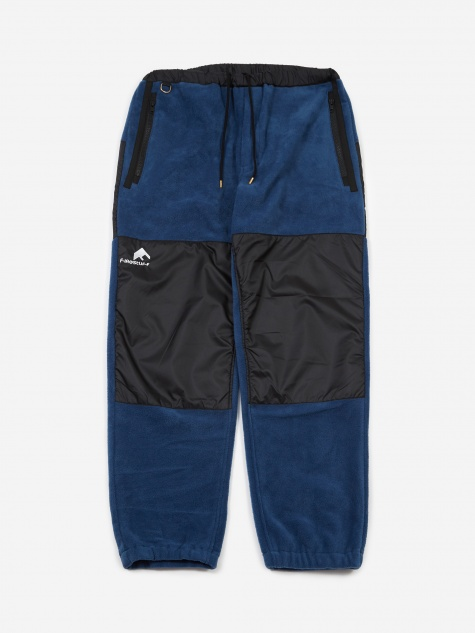 Fleece Trouser - Navy