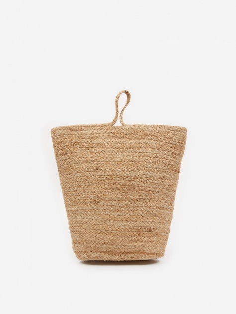 Mira Hemp Storage Basket - Small