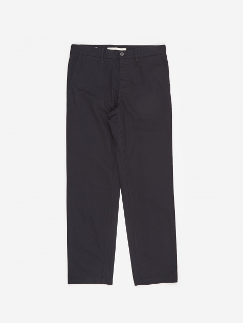 Aros Heavy Trouser - Dark Navy