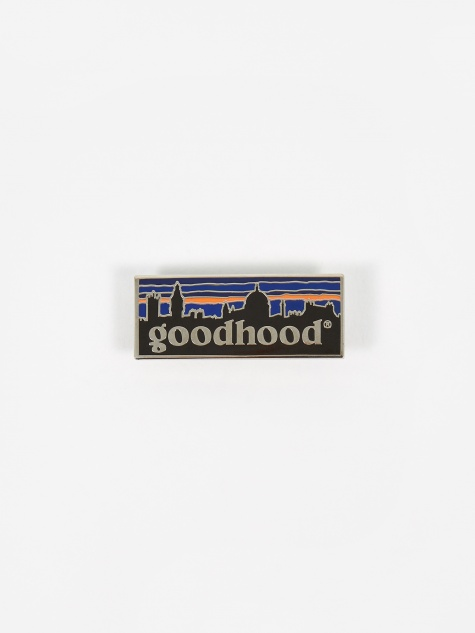 - Goodhood City Pin 2