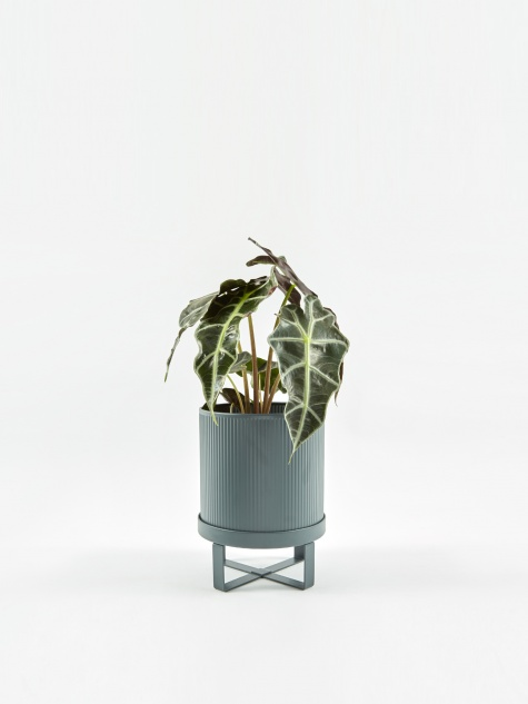 Bau Plant Pot Dark Blue - Small