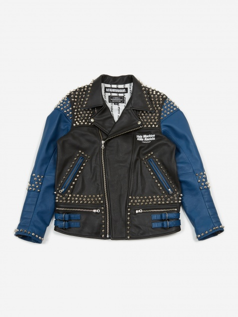 Clay Riders / CL-Jacket - Black/Blue