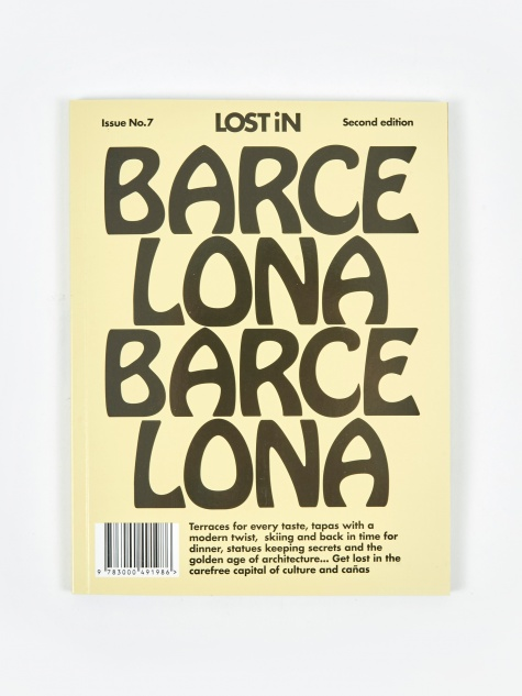 LOST iN Barcelona City Guide