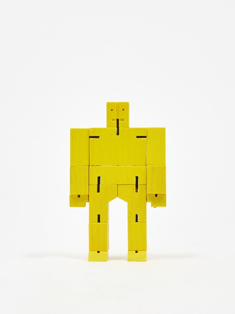Cubebot Micro - Yellow