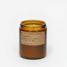 P.F. Candle Co. No. 21 Golden Coast 7.2oz Soy Candle