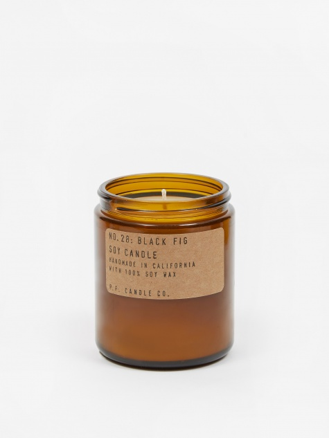 No. 28 Black Fig 7.2oz Soy Candle