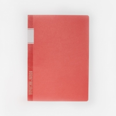 Stalogy Vintage Notebook - Red