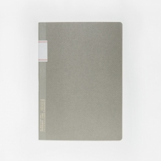 Stalogy Vintage Notebook - Grey