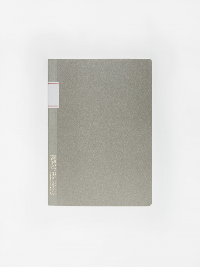 Stalogy Vintage Notebook - Grey (Image 1)
