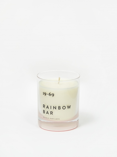 Rainbow Bar Candle - 200ml