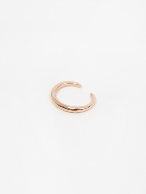 Infinite Tusk Ear Cuff - 14K Rose Gold