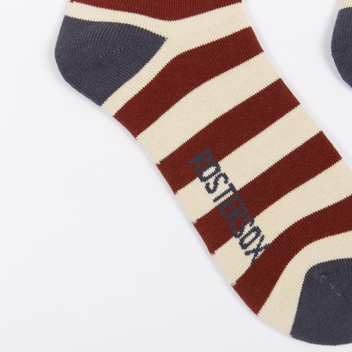 Rostersox USA Old Socks - Red Line (Image 1)
