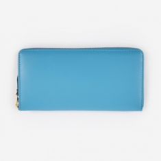 Comme Des Garcons Wallets Classic Leather L (SA0110) - Blue