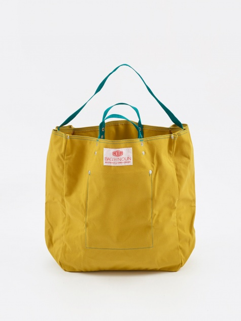 11 Canvas Tool Bag - Mustard