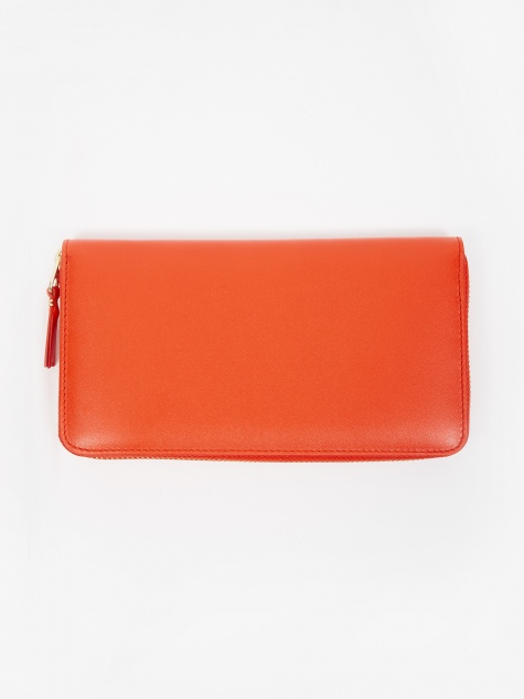 Comme des Garcons Wallet Classic Leather (SA0111) - Orange