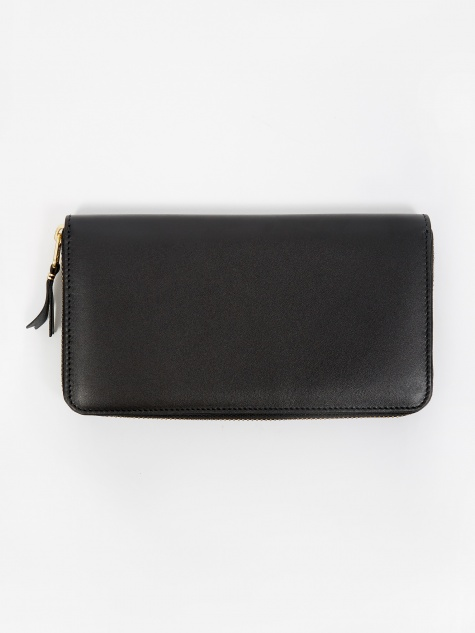 Comme des Garcons Wallet Classic Leather (SA0111) - Black