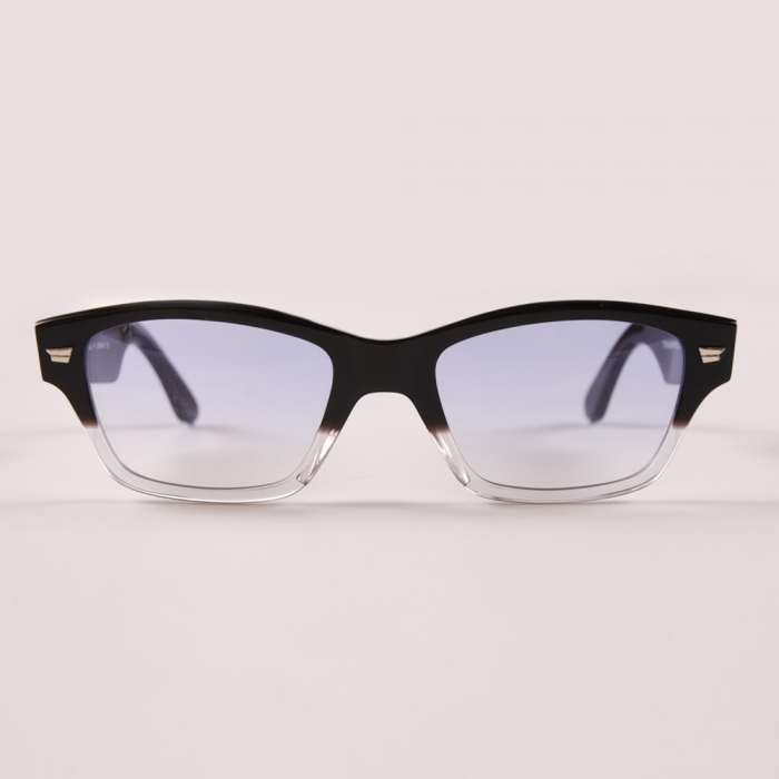 Garbstore Gradiant Sunglasses - Smoke Frame