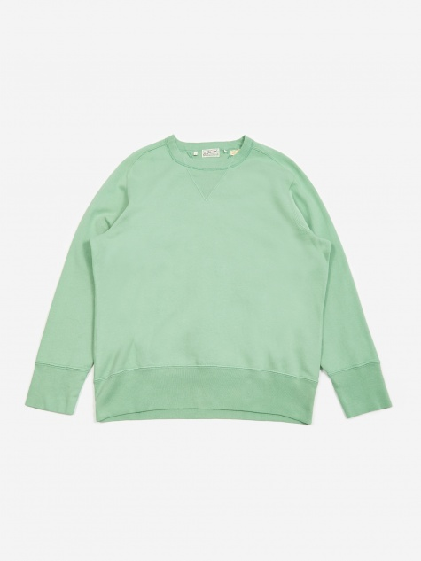 Levis Vintage Clothing Bay Meadows Sweatshirt - Mint Green
