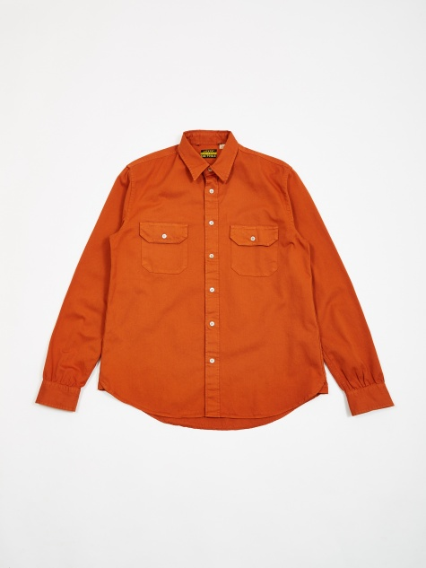 Levis Vintage Clothing Tab Twills Shirt - Autumnal